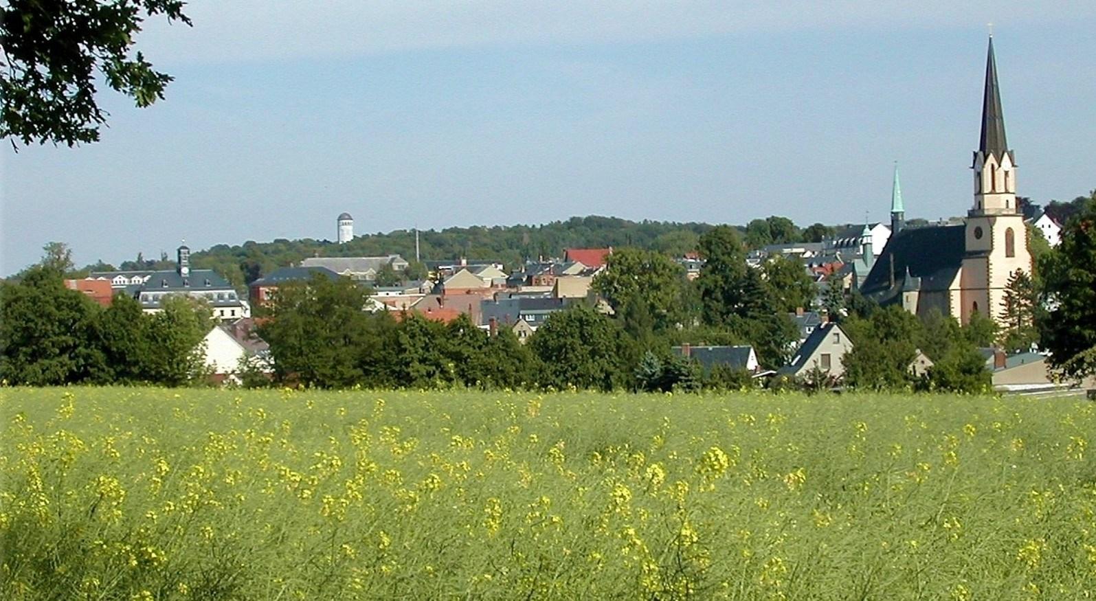 Burgstädt